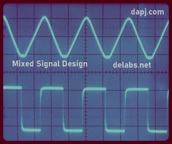 Mixed Circuits Analog with Digital
